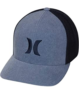 new arrivals 8ffc9 45019 Hurley Men s Icon Textures Snapback Baseball Cap