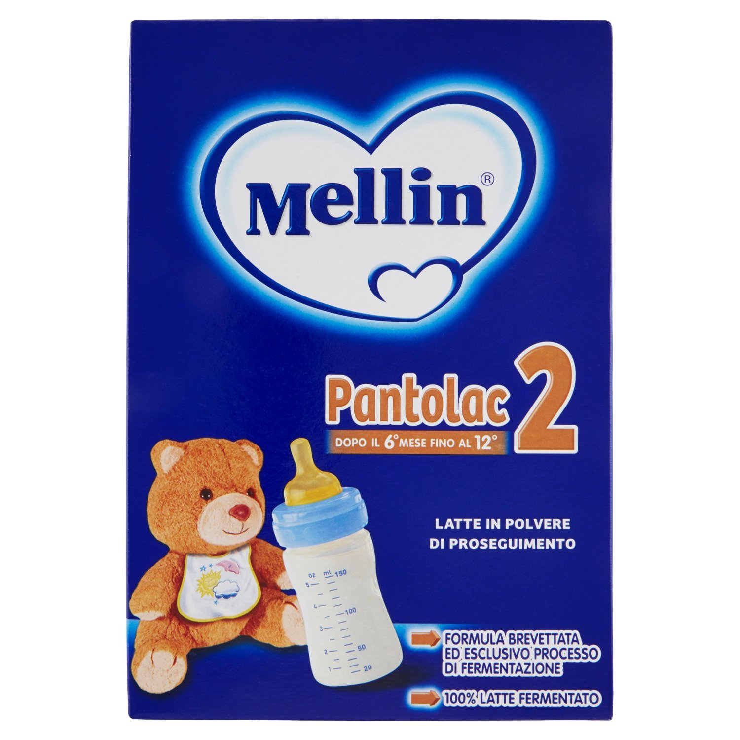 Amazon.com: Mellin Milk Pantolac Continuation 2 Powder 600g ...