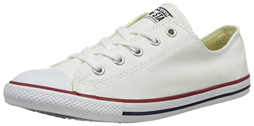 Converse CT AS DAINTY OX scarpe da donna Sneaker Chucks 537204c White