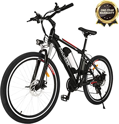 ANCHEER Classic Electric Mountain Bike