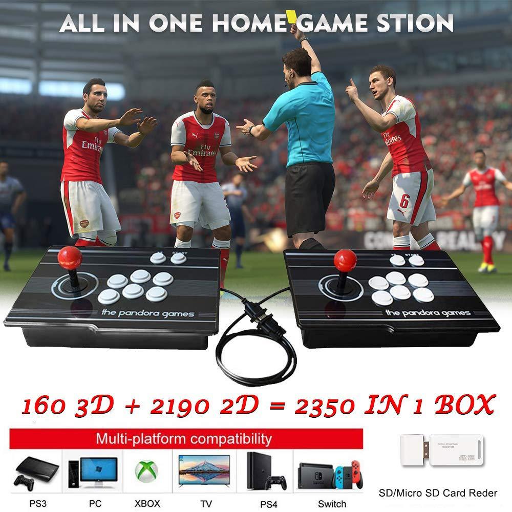 Amazon.com: ElementDigital Arcade Game Console 1080P 3D & 2D ...