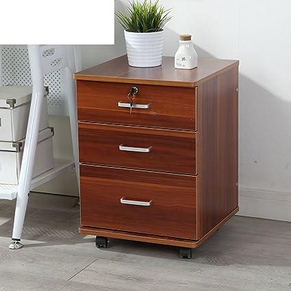 Beau EWYGFRFVQAS Wooden Bedside Table Low Cabinet [Drawer] Multifunctional Locker  Small Cupboard Mobile Simple Modern