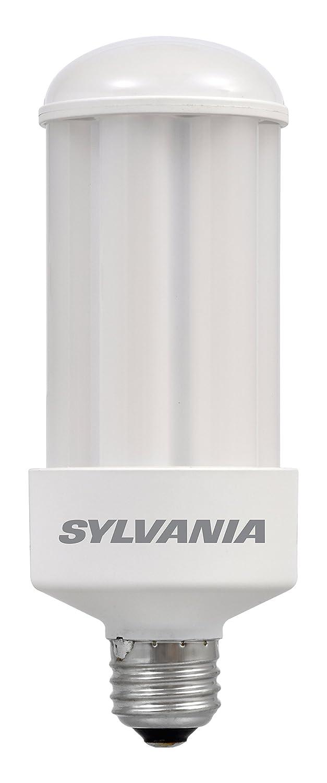 Medium Base 1500 lm Sylvania 74039 4000K Self-Ballasted Ultra LED High Lumen Lamp HID High Pressure Sodium Metal Halide Replacement