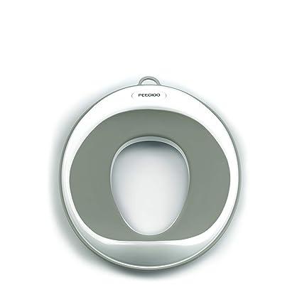 PEECIOO Toilettensitz für Kinder und Babys, Toilettentrainer zum erlernen des selbständigen Toilettengangs, Baby Potty,
