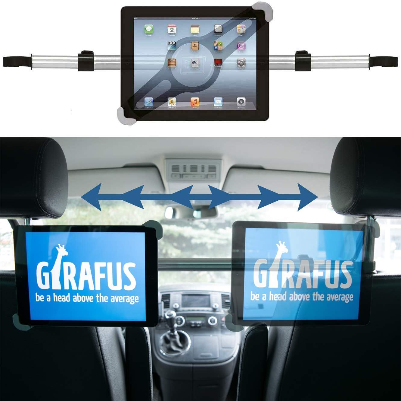 Girafus Tablethalter Auto Kopfstütze Mittig Stabil Elektronik