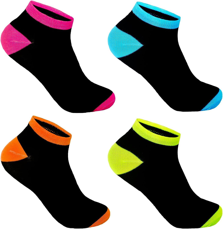L/&K-II 12 Paar Damen Sneaker Socken F/ü/ßlinge 92236