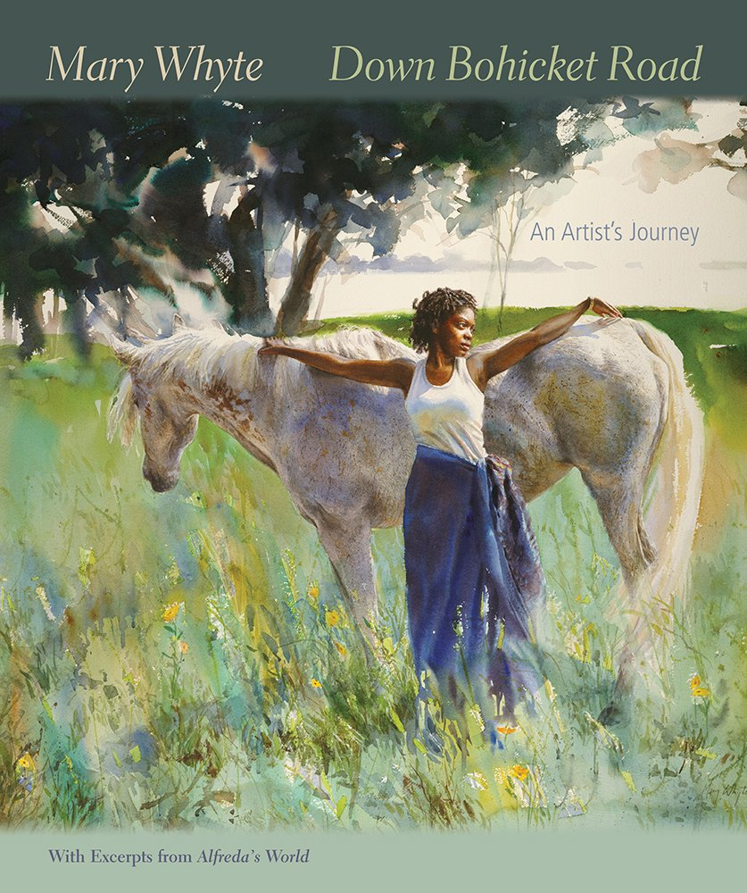 Watercolor books by mary whyte - Paintings And Sketches By Mary Whyte With Excerpts From Alfreda S World Mary Whyte Angela D Mack 9781611171013 Amazon Com Books