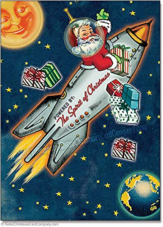 Tarjeta de Navidad haciendo Kit incluye 15 Tarjetas /& Sobres