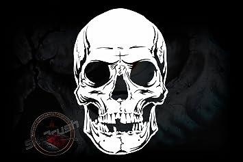 Pochoir Skull A Imprimer - Pochoir Tete De Mort