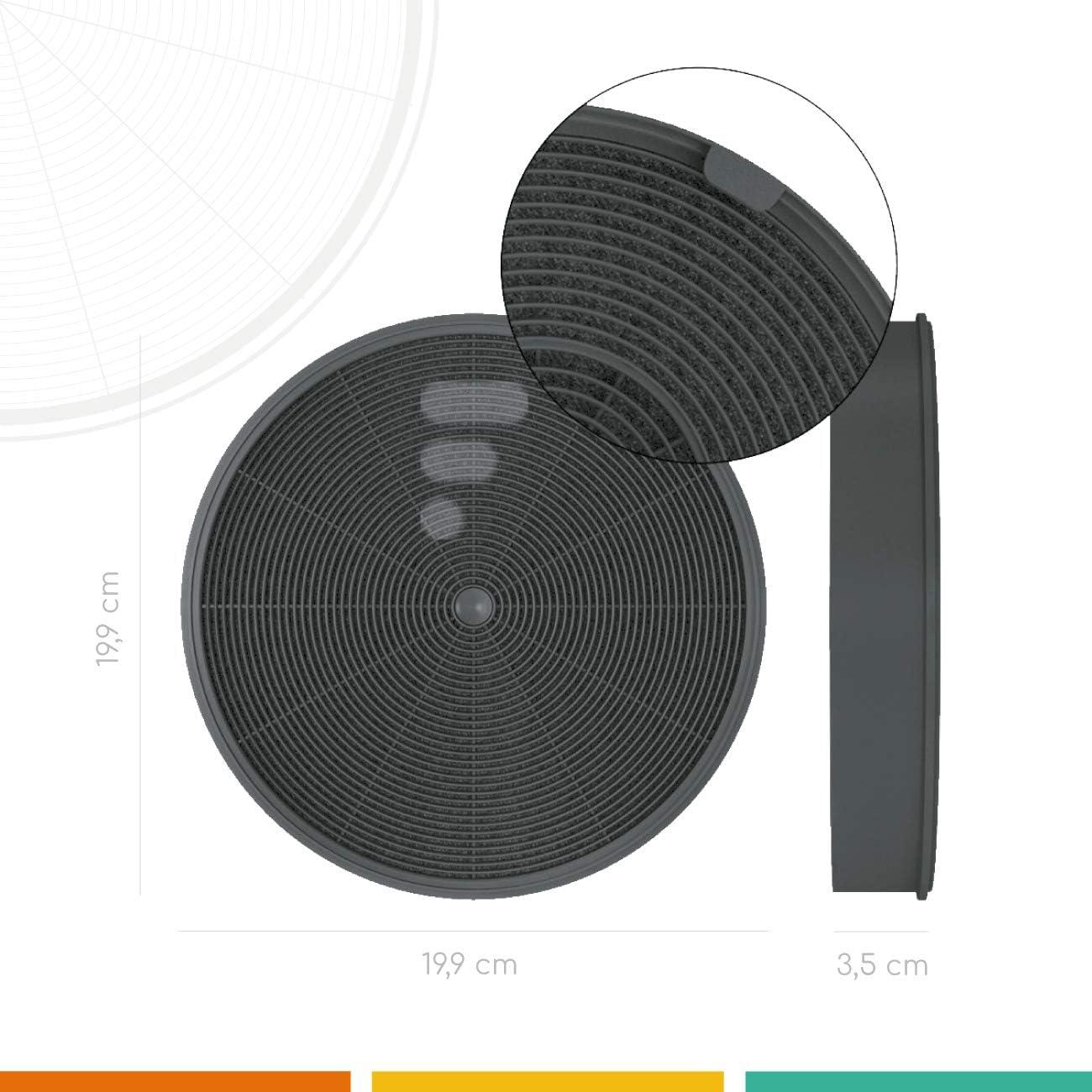 Filtro de campana Type FC03: Amazon.es: Grandes electrodomésticos