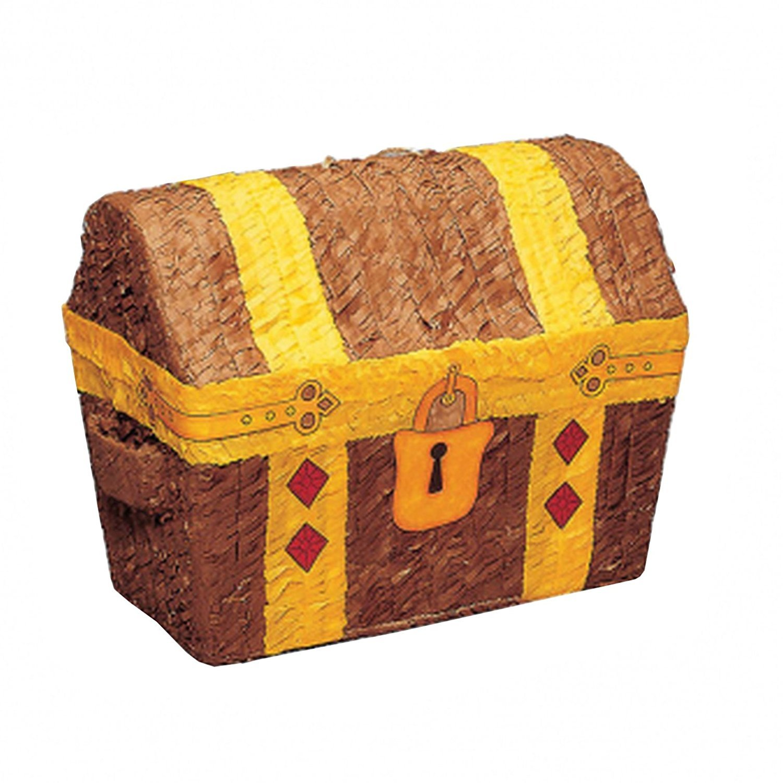 Amscan Piñata en forma de cofre del tesoro Amscan International P18650