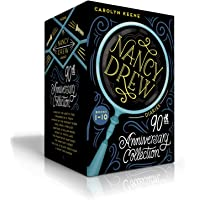 Nancy Drew Diaries 90th Anniversary Collection: Curse of the Arctic Star; Strangers on a Train; Mystery of the Midnight…