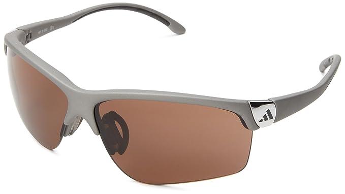 Amazon.com: adidas Adivista S A165 6093 rectangular anteojos ...