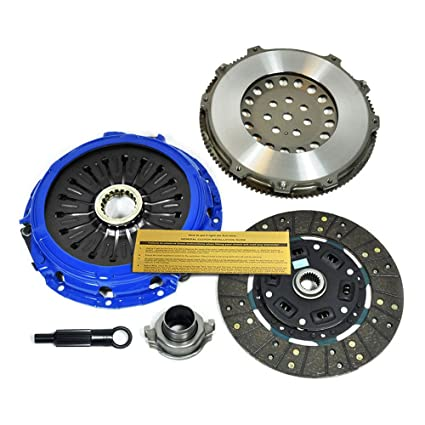 Amazon.com: EFT STAGE 1 CLUTCH KIT & RACE FLYWHEEL MITSUBISHI LANCER EVO 4 5 6 4G63 TURBO: Automotive