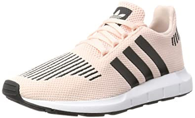 adidas Swift Run Primeknit, Chaussures de Running Entrainement Femme, Rose (Icey rose/Icey rose/Icey rose), 40 2/3 EU