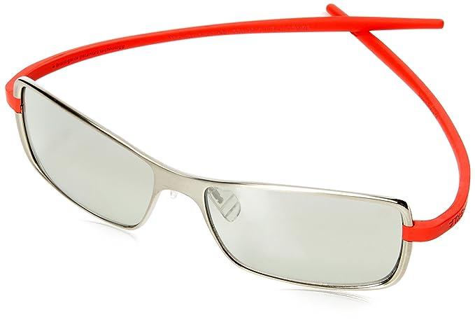 TAG Heuer 3781 del hombres gafas de sol Gris Grey (Silver ...