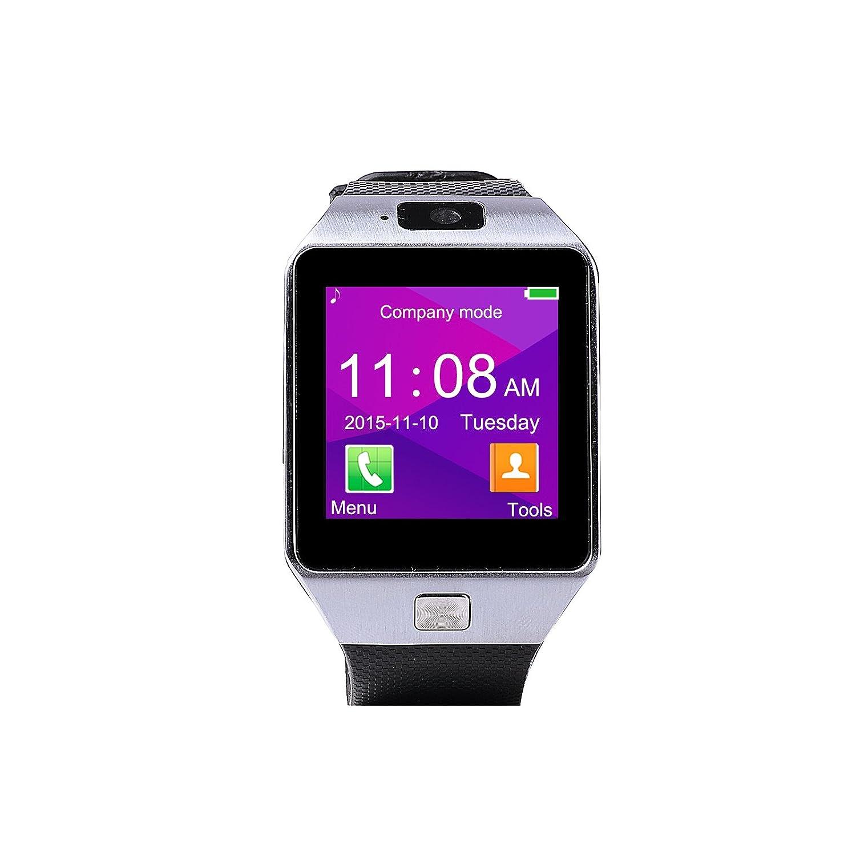 DZ09 Smartwatch Pulsera NFC Con Pantalla Cámara Táctil para ...