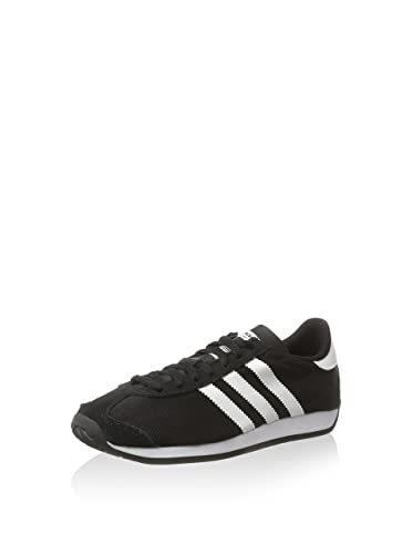 the best attitude cb451 81fce adidas Country OG, Baskets pour Homme Noir NoirBlanc 44 23 EU