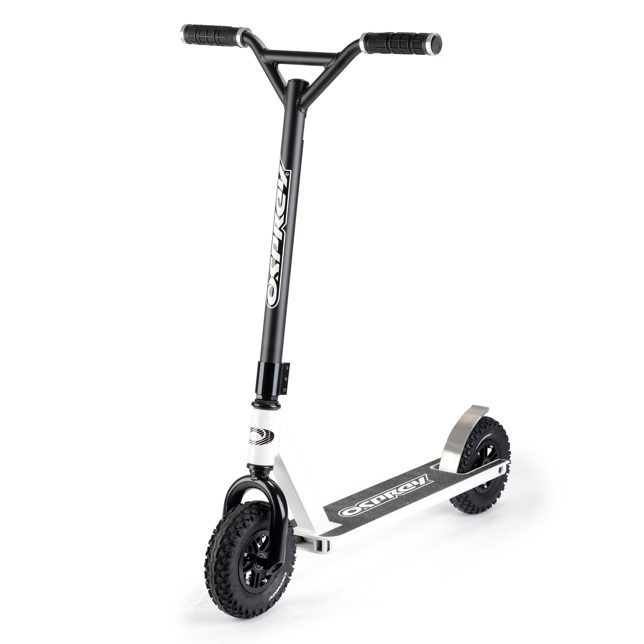 Osprey Off Road Dirt Scooter (White) by Osprey