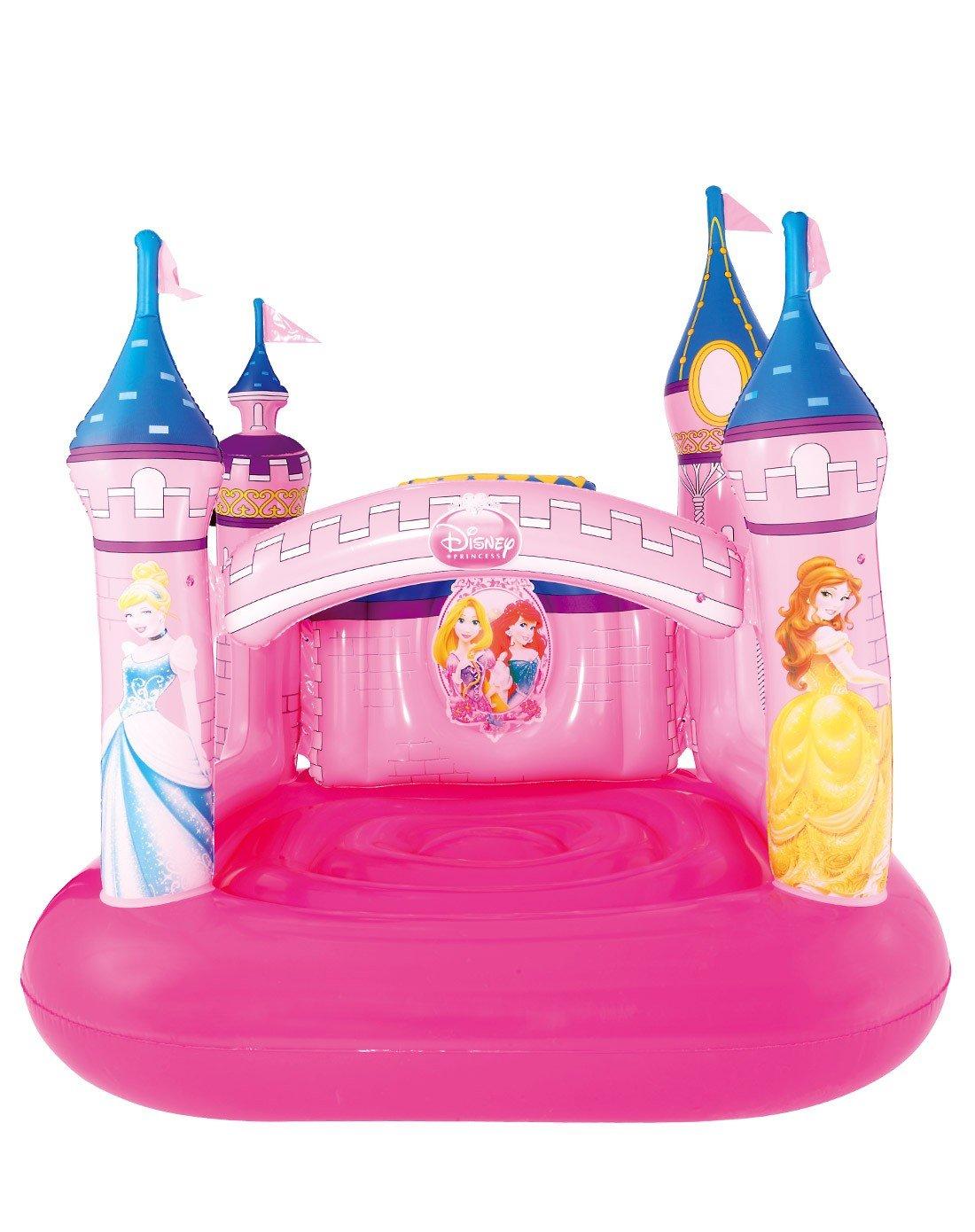 Bestway 91050B Bouncy Castle Inflatable 157 x 147 x 163 cm Disney Princesses Theme by SportsCenter