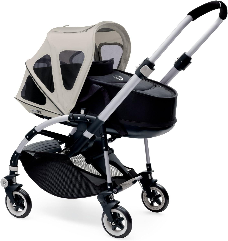 Bugaboo - Capota ventilada para silla de paseo Bugaboo Bee, Gris ...