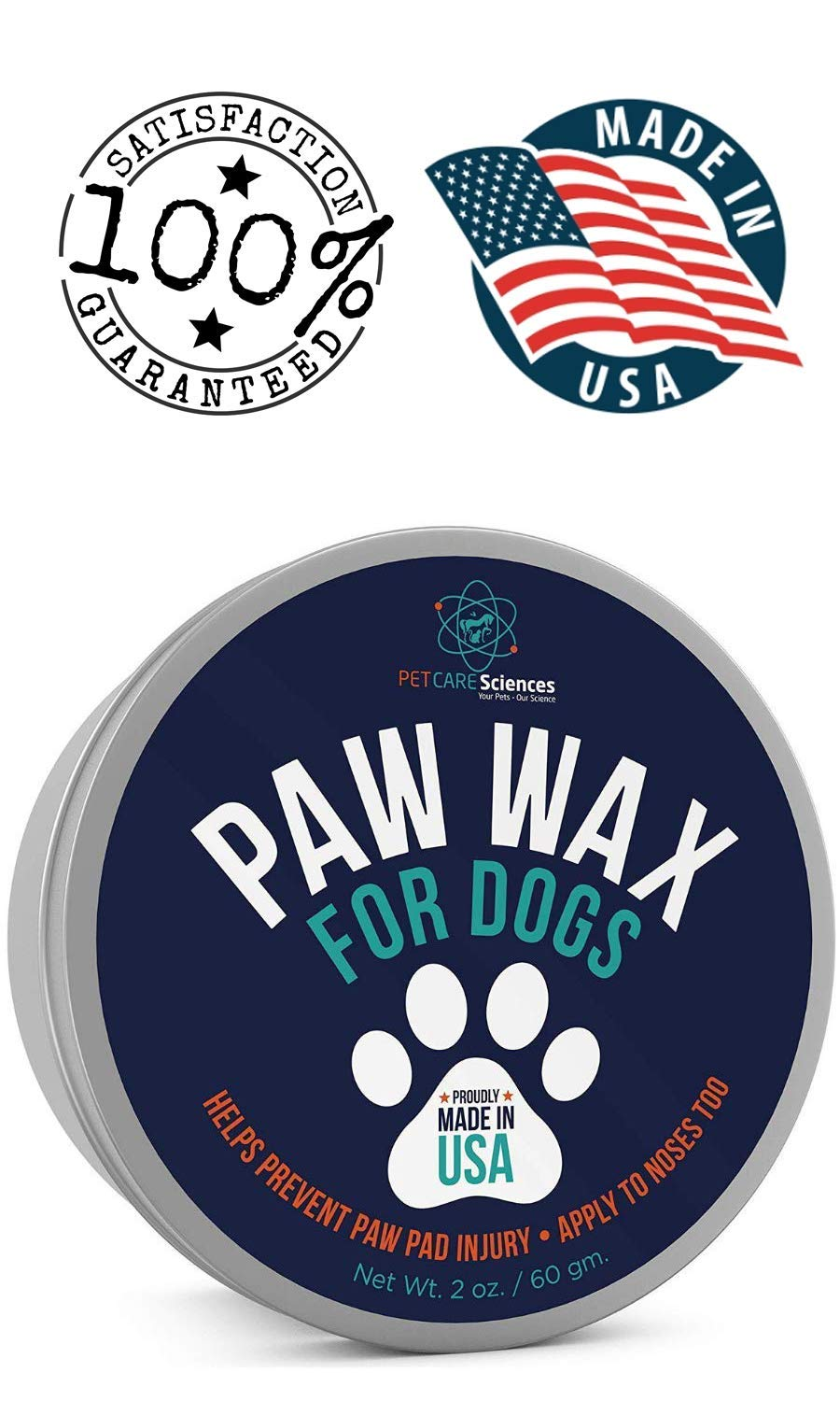 PET CARE Sciences Paw Wax Protecting Balm by PET CARE Sciences