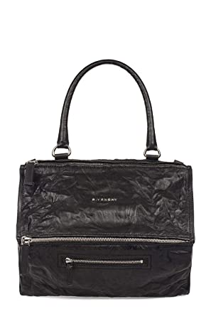 fd1758c277 Givenchy Femme Bb05250004001 Noir Cuir Sac Porté Épaule: Amazon.fr:  Vêtements et accessoires