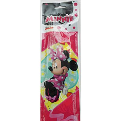 "What Kids Want Polka Dot Minnie Mouse 22.5 "" Poly Diamond Kite: Toys & Games"