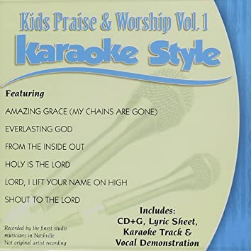 Worship Greats Volume 1 Karaoke Style New Cd+g Daywind 6 Songs By Scientific Process Karaoke Entertainment