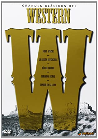 Pack Western [DVD]: Amazon.es: John Wayne, Henry Fonda, Shirley ...