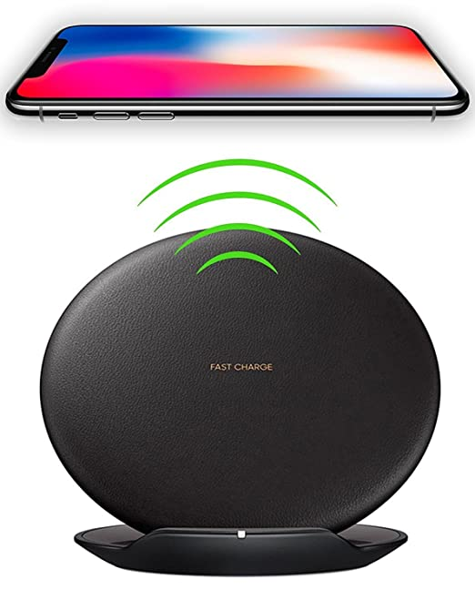 Wireless Fast Charger for Motorola Droid Turbo Wireless Quick Charger Fast Charge 10W for iPhone X