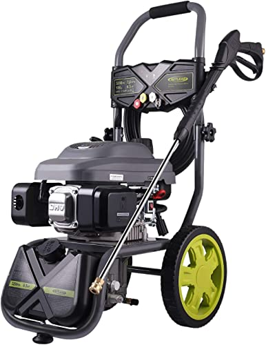 AUTLEAD Gas Pressure Washer