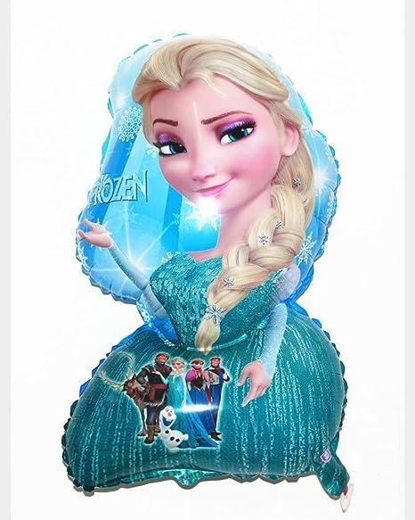 3 x gran globo de aire parte cumpleaños de helio de Frozen ...