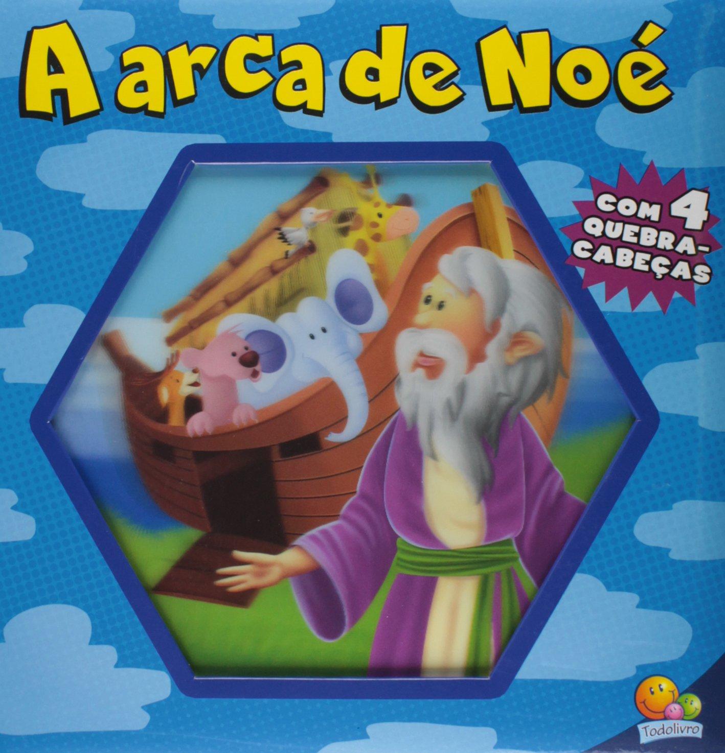 A Arca de Noé - Lenticular 3D (Em Portuguese do Brasil) ebook