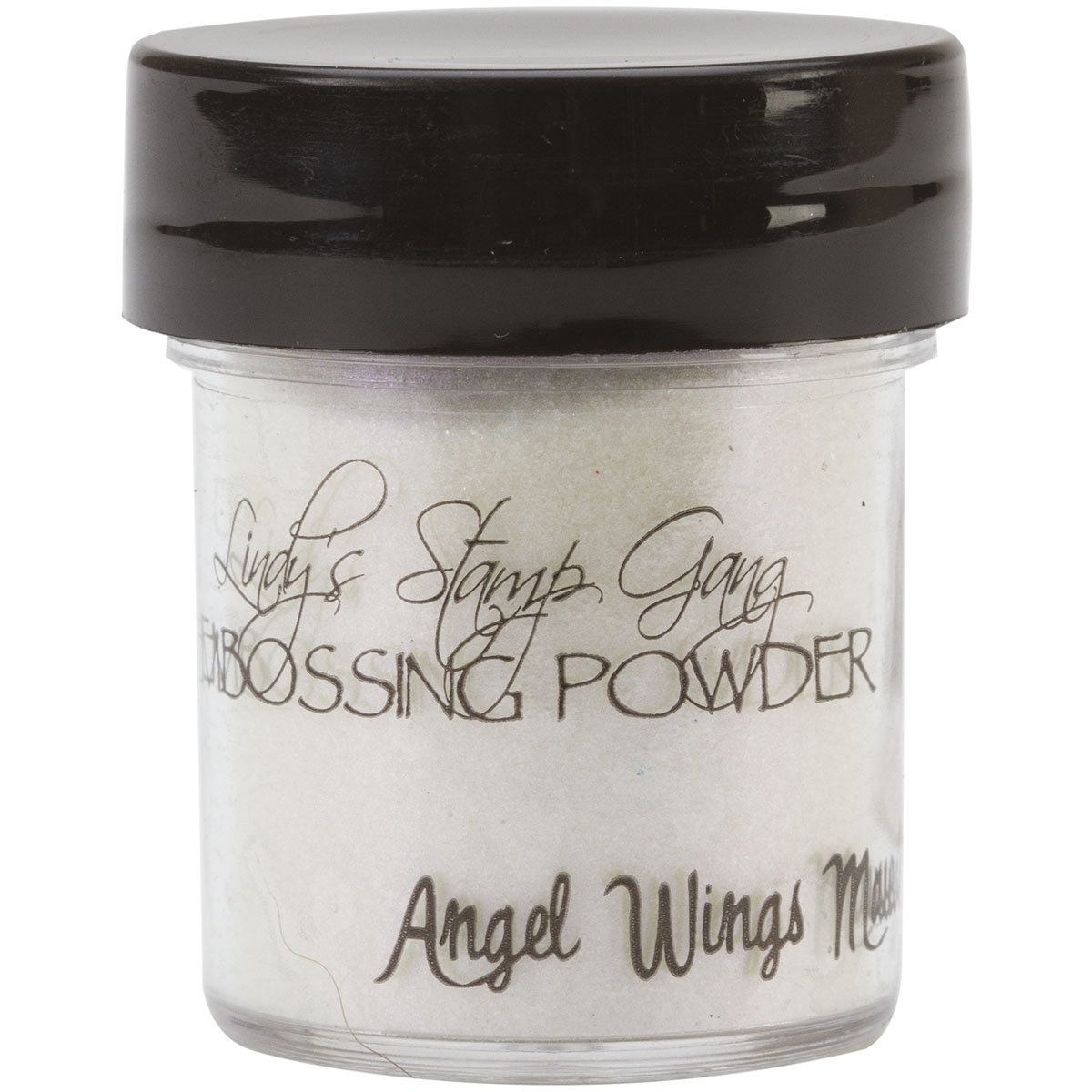 Angel Wings Mauve 0.5-Ounce Jar Lindys Stamp Gang 2-Tone Embossing Powder