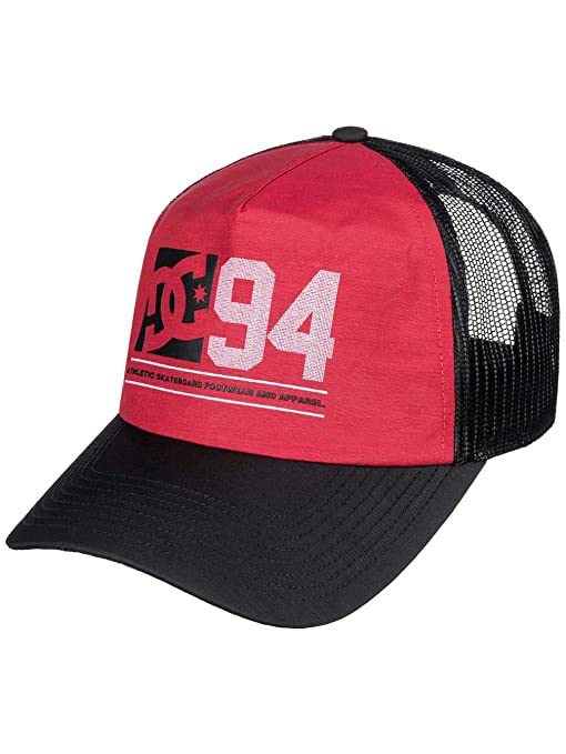 DC Shoes Yorkstiles - Trucker Cap - Gorra tipo Trucker - Hombre - ONE SIZE