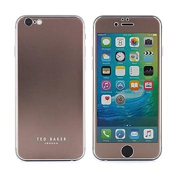 coque iphone 6 metallique avant et arriere