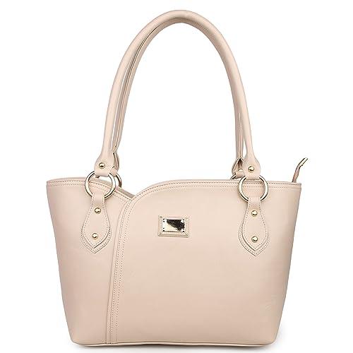 Women Marks Women s Handbag (Cream)  Amazon.in  Shoes   Handbags b89a5c1aec5d9