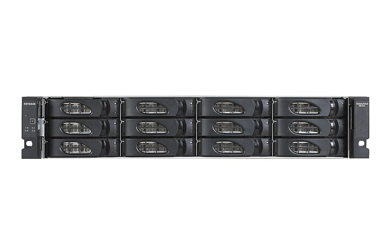 Netgear RR4312X0-10000S -Dispositivo de Almacenamiento NAS para Empresas (12 bahías, 10 GB Ethernet, Montaje en Bastidor 2U, sin Disco): Netgear: Amazon.es: ...