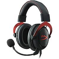 HyperX Cloud II Gaming Headset - 7.1 Surround Sound - Memory Foam Ear Pads - Durable Aluminum Frame