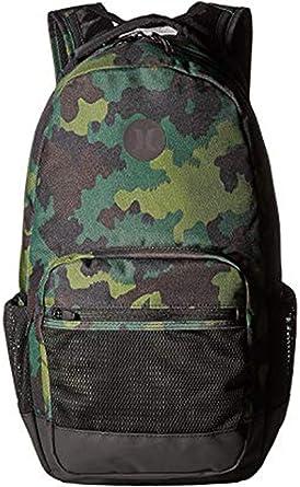 208fbac6cf4e Hurley Mens Patrol Printed Backpack II (Camo