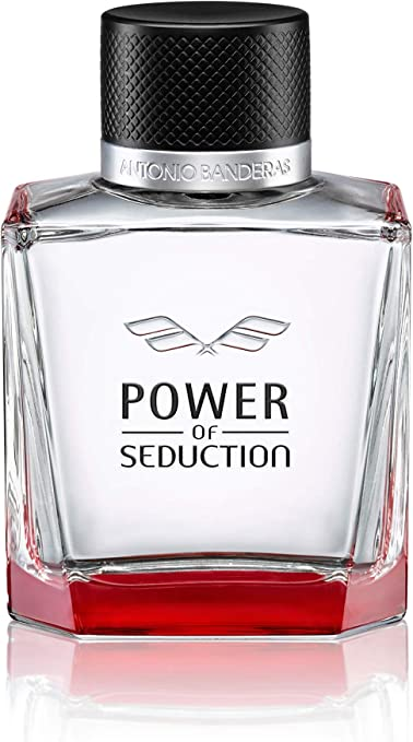 Antonio Banderas Agua de tocador Power of Seduction, 100