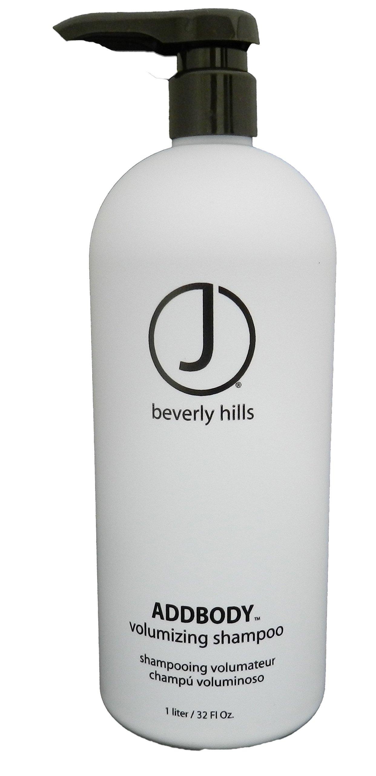 J Beverly Hills Addbody Volumizing Shampoo 1000ml/32oz by J Beverly Hills