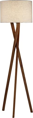 Adesso 3227-15 Brooklyn Contemporary Floor Tripod Lamp