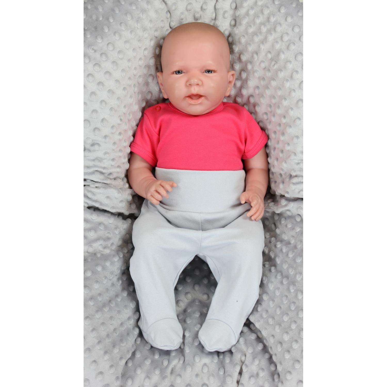 TupTam Body da Neonato per Bambina a Manica Corta Pacco da 5
