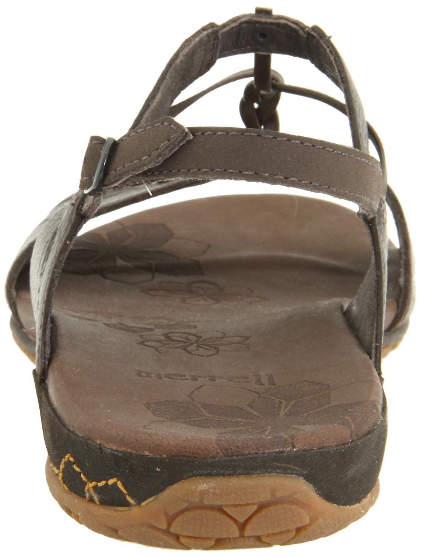 Merrell Women's Micca Leather B003AAQJJS 11 B(M) US|Mahogany