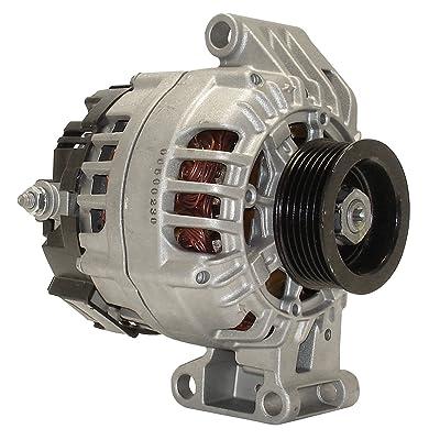 ACDelco 334-2857 Professional Alternator, Remanufactured: Automotive