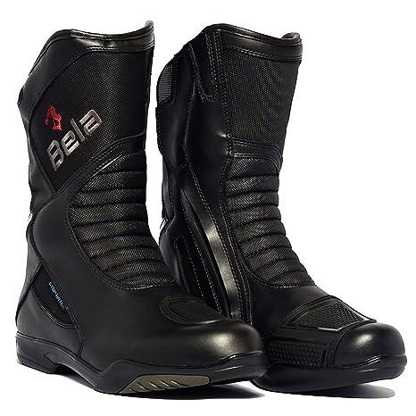 comprare popolare 68ff0 1514d Bela Air Tech Stivali da uomo, per moto Touring 47 Nero ...