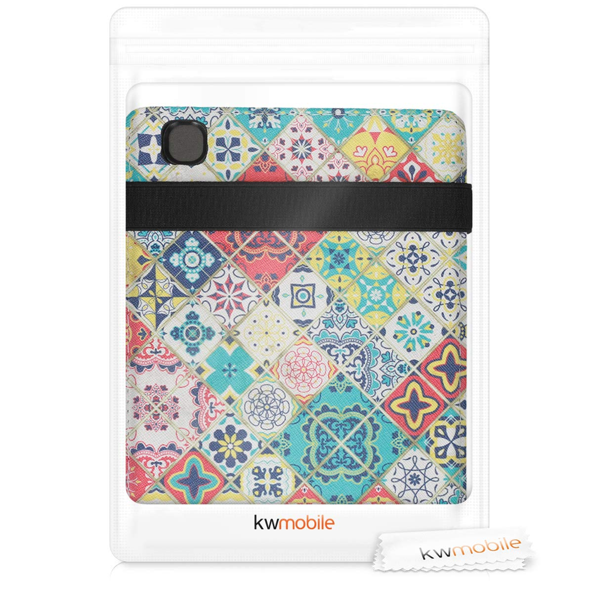 kwmobile Cover for Kobo Aura H2O Edition 2 PU Leather e-Reader ...