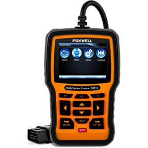 Amazon com: FOXWELL NT614 OBD2 Auto Diagnostics Code Scanners OBD II
